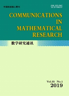 Communications in Mathematical Research